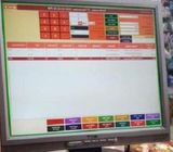 point of sale pos new for taking stock in the business