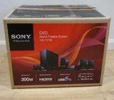 Sony DAV-TZ140 - 300W - 5.1ch - DVD Home Theater -