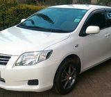 0716 74 71 72 Toyota Axio on Sale