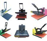 T-Shirt Heat Press Printing Machine Flat Heat Press Machine