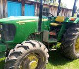 JOHN DEERE TRACTOR 5075HP 2300HRS