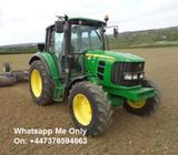 John Deere 6430 4WD Tractor With Complete Cabin 99 Hp