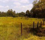 Selling 282 acres of land in Lukenya