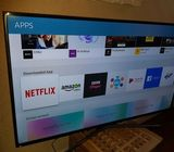 Samsung 43' Full HD Smart Digital LED TV - Black