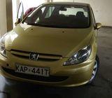 Peugeot 307 for sale call 0711878880 kituku