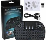 2.4G Backlit Mini Wireless Keyboard Remote Controls Touchpad for Android TV Box