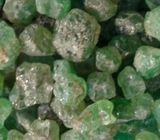 Land of gemstone minerals in Mkuki mining area