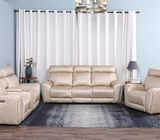 Leather couches / sofas imported incliners