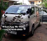 2012 Toyota Hiace