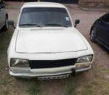 Peugeot 504 KAA quick sale