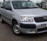 toyota succed on sale 0738297962