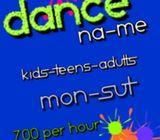DANCE Na-Me