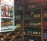 Wines & Spirit Shop