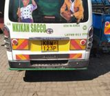 Toyota Hiace box KBW123P for sale if interested call Josphat on 0727009641