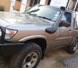 Nissan Patrol; Pick Up 4WD ( Optional ) 4169 Cc Diesel Engine Manual Transmission 2008 Beige Colour