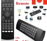Keyboard Remote Control Mouse for Android TV Box Computer PS4