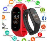 M4 Smart Bracelet Band Fitness Messages Reminder Color Screen Sports Wristband PK xiaomi band 4