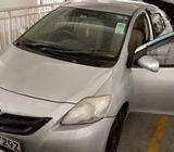 Toyota Belta First registration