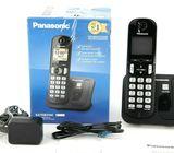 NEW Panasonic KX-TGB310C Digital Cordless Home Phone