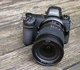 Brand New Nikon Camera 3300  24-70/4