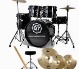 Q7 drumset