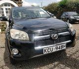 Toyota RAV4  for hire 0751956299
