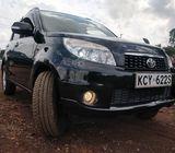 Toyota Rush on hire 0751956554