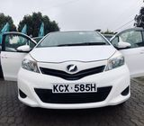 Toyota vitz for hire 0752303276