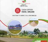 Affordable, value - added residential plots for Sale near Nakuru town