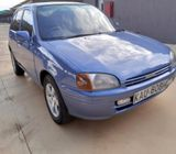 TOYOTA starlet on sale 0751956554