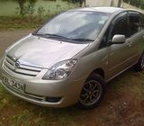 2003 TOYOTA SPACIO  1500CC  FOR SALE-0726540876