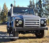 2013 Land Rover Defender Puma