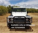 2007 Land Rover Defender 110 TD5 CSW