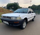TOYOTA AE 91 ON SALE 0751956554