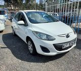Clean Mazda demio lady owned call 0729843231