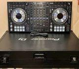 Pioneer Pro DJ Controller, black color