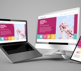 Web development, web design, hosting, domains