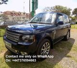 2004 Land Rover Range Rover Vogue