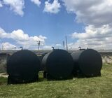 Fuel/Oil Tanks 3pcs - 10,000L Each
