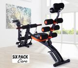 Six Pack Care Fitness Machine with Pedals