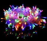 Christmas Lights with 8 Lighting Modes for Indoor