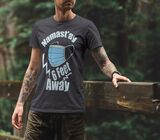 Namast'ay away T-shirt SUPER SALE
