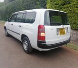 TOYOTA SUCCEED FOR SALE IN  MOMBASA