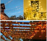 Christmas fairy lights, powered by electronic. Widely use to hanging Christmas tree and toys