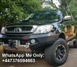 2009 Toyota Hilux 3.0 D-4D DC AT 4X4