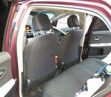 Toyota Vitz Maroon 2010