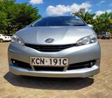 toyota wish on sale 0751956554