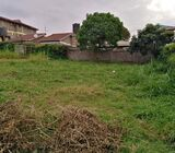 1/4 acre prime plot in Wangige along Kabete CDF road.