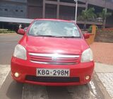 toyota raum on sale; 0716747172