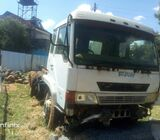 FAW TIPPER SALVAGE